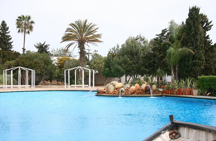 Hotel El-Aurassi